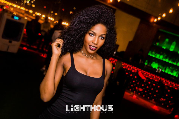 Dubai Night Life at Lighthous Terrace & Lounge
