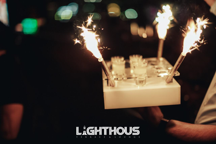 LadiesNight EveryNight 2 Drinks OR 1 Shisha complimentary for Ladies 8PM - 3AM