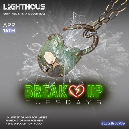 Breakup Tuesdays