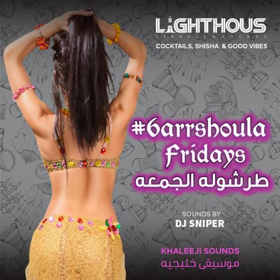 Tarrshoula Fridays