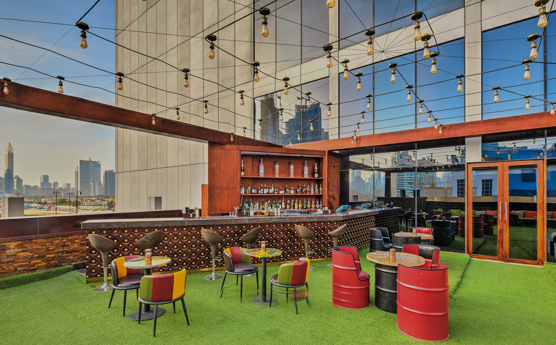 shisha places in Business bay